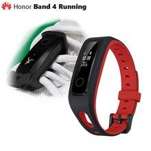 Оригинальный Смарт браслет Huawei Honor Band 4 для бега с пряжкой для обуви