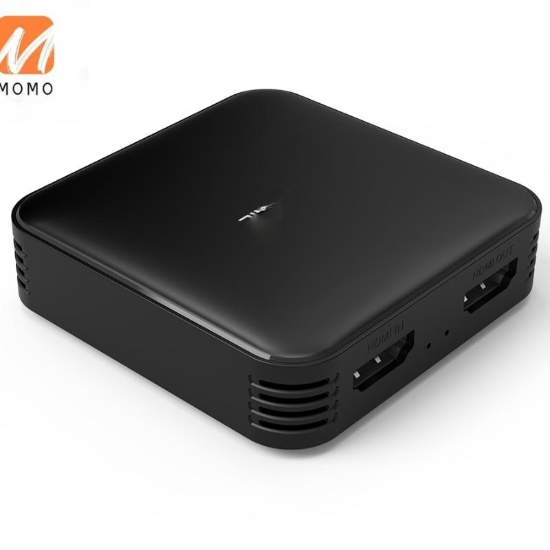 HD التقاط الفيديو 1080P HDMI مسجل فيديو متوافق مع Xbox One/ PS4/وي يو/نينتندو سويتش