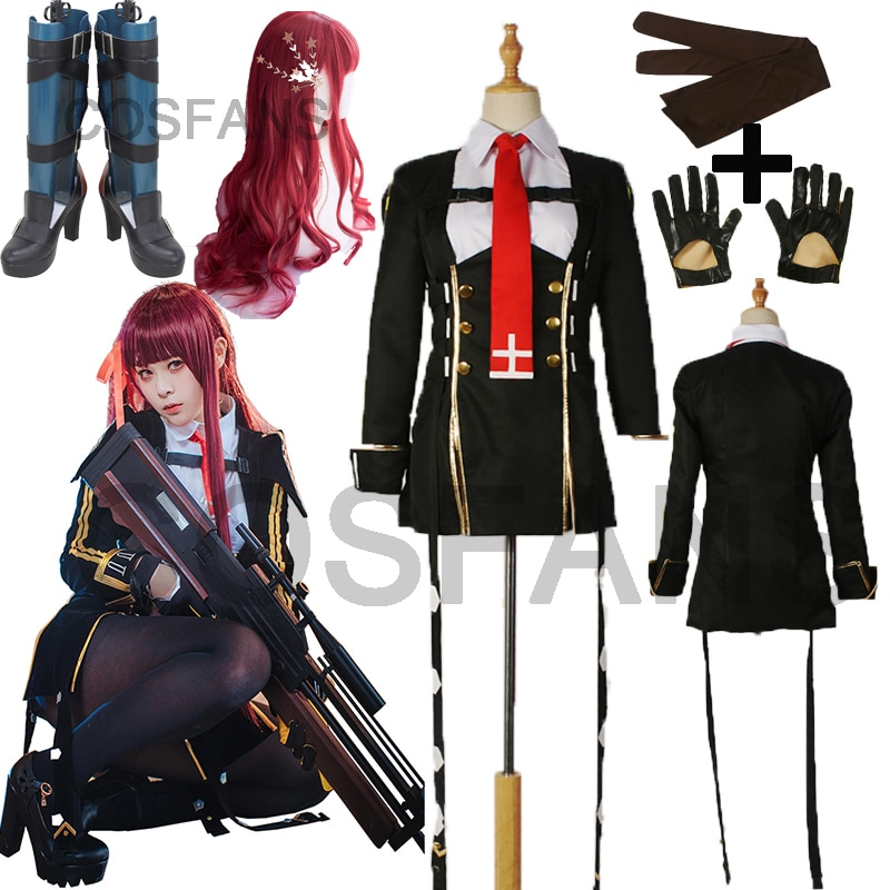 Love Live Sunshine Aqours Kurosawa Ruby Hallowmas Halloween Tops con capa vestido uniforme vestuario Cosplay traje de vestir pelucas y zapatos