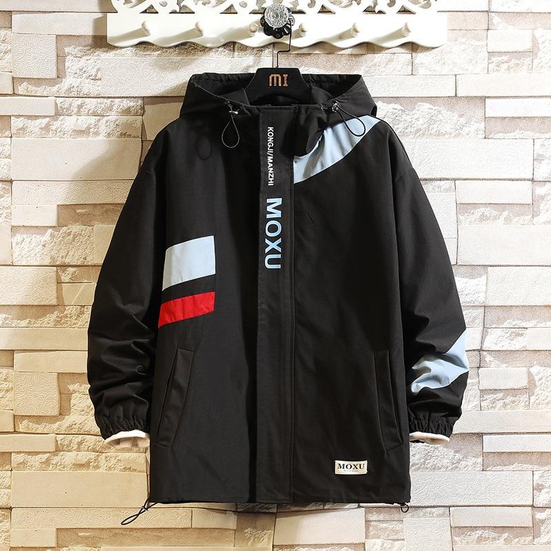 Женская свободная куртка в гонконгском стиле, Повседневная Молодежная куртка с высоким воротником, весна-осень