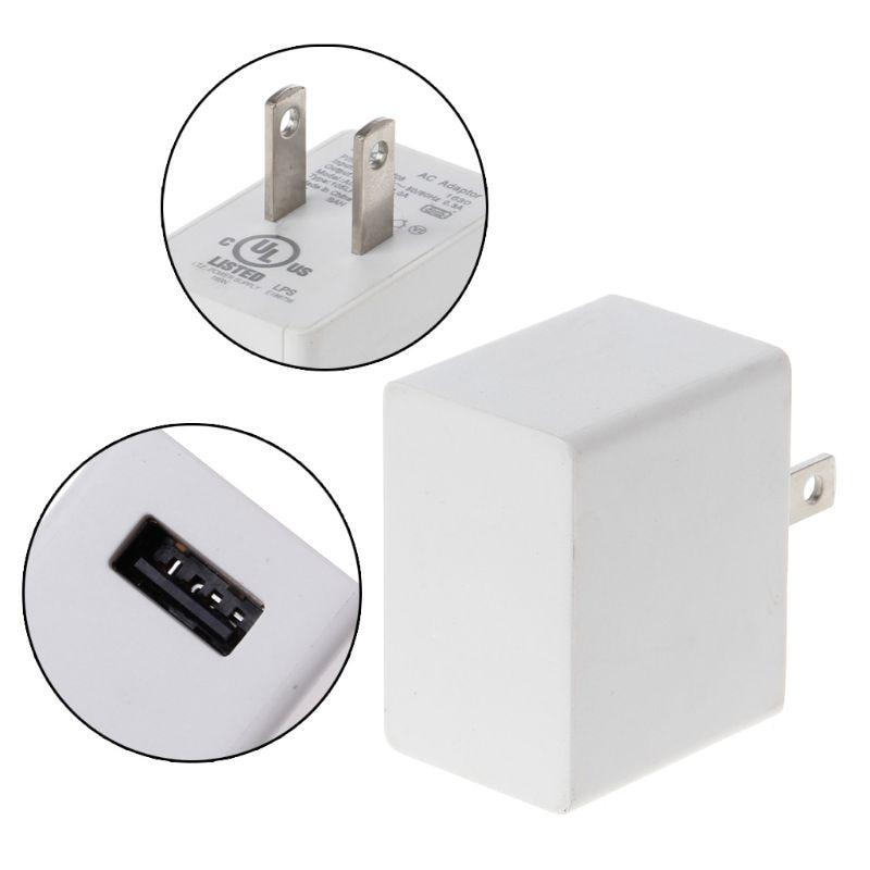 Nuevo adaptador de carga Original para Logitech UE altavoz con Bluetooth BOOM adaptador de carga genuina 2A 5,1 V cargador rápido QX2B