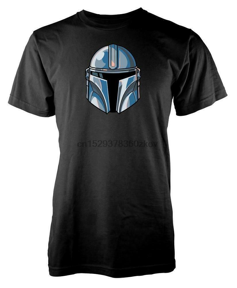 Camiseta para adulto casco de Boba Fett Bounty Hunter