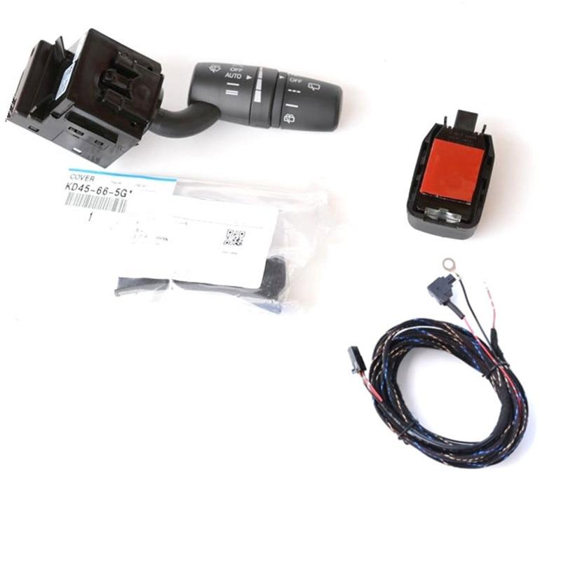 Sensor de luz de lluvia OEM, Sensor de faro automático, limpiador automático para Mazda CX5 CX5 Axela Atenza