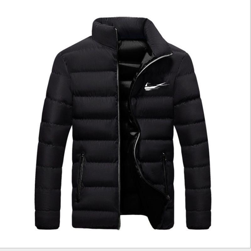 2021 мужская зимняя куртка с длинным рукавом бейсбольная куртка ветровка на молнии ветровка мужская куртка мужская одежда