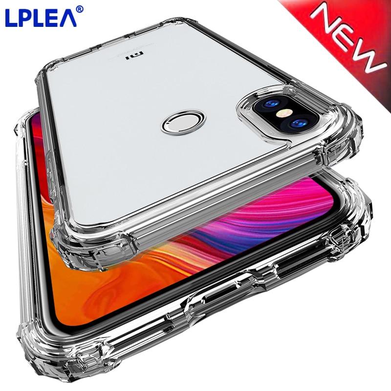 De Lujo fundas a prueba de golpes para Xiaomi Redmi Nota 9 8 7 9 S K20 K30 Pro 8T 9T 7A 8A 9A Mi 9 SE 8 Nota 10 Pro Lite A3 mi9t cubierta del teléfono