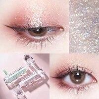 2020 brand new liquid eyeshadow 19 colors eye makeup cosmetics metallic shiny glitter highlighter monochrome metals glitter