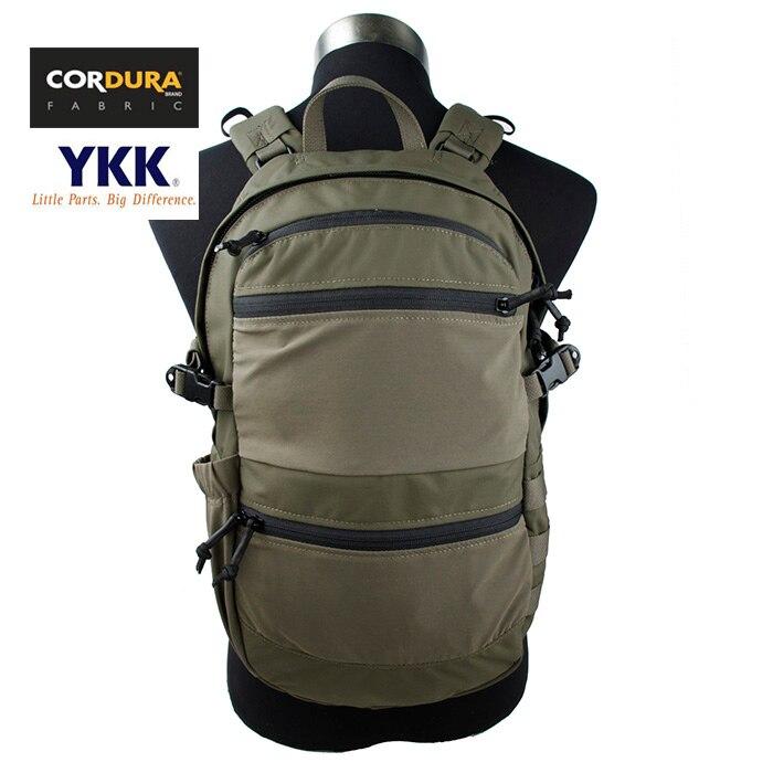 Tmc avs0 mochila de pouco peso tático pacote de operador ranger verde (sku051437)