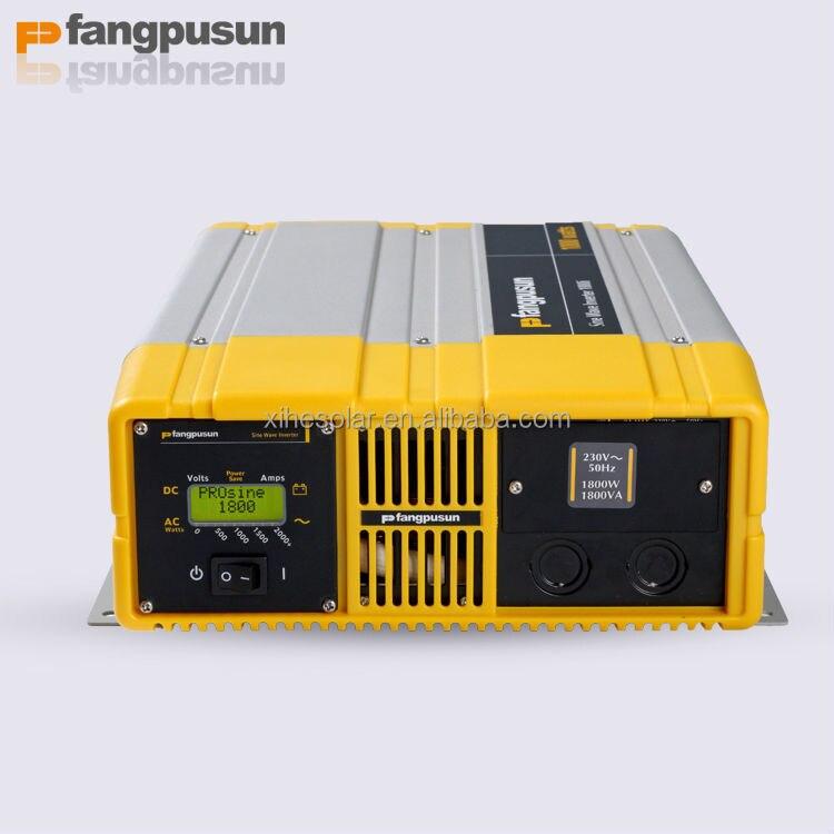 الشمسية العاكس خارج الشبكة نظام الطاقة محض الشرط موجة 1000W 12V 24v 110v 120v 220V 230v 240v