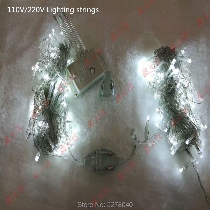 Tira de luces led para exterior, 110v, 220v, led guirnaldas de luces,...
