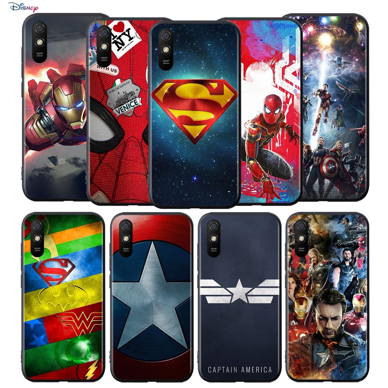 cubierta-de-silicona-del-vengador-marvel-superheroe-para-xiaomi-redmi-9t-9-9c-9a-9at-9i-8-8a-7-6-pro-7a-6a-5-5a-4x-plus-telefono-caso