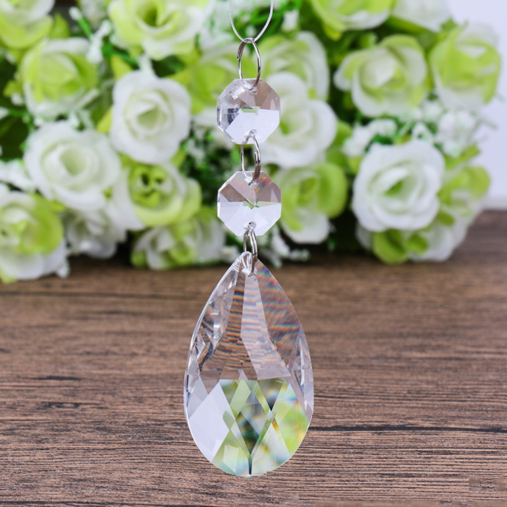 10 pçs diy cristais grânulos tapeçarias decorações para casamentos em casa hotéis clubes shoppings decorações acessórios