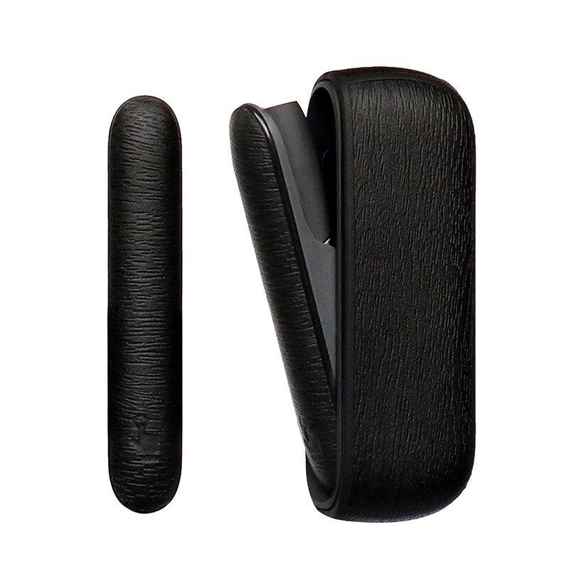 Funda de madera estilo árbol de 4 colores para Iqos 3,0 Funda de cuero bolsa para Iqos 3 accesorios de piel