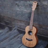 soprano ukulele solid mahogany music set barato 4 string small guitar 23 inch profesional perform guitarra entertainment zz50yl