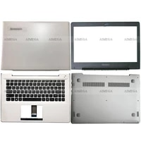 white for lenovo s41 s41 70 s41 75 u41 70 300s 14isk 500s 14isk s41 35 laptop lcd back coverfront bezelpalmrestbottom case