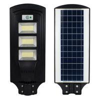 680W Solar Street Light 450LEDs Outdoor Street Lamp 68000LM Sensor Night Lights With Remote Control Lighting IP65 Waterproof