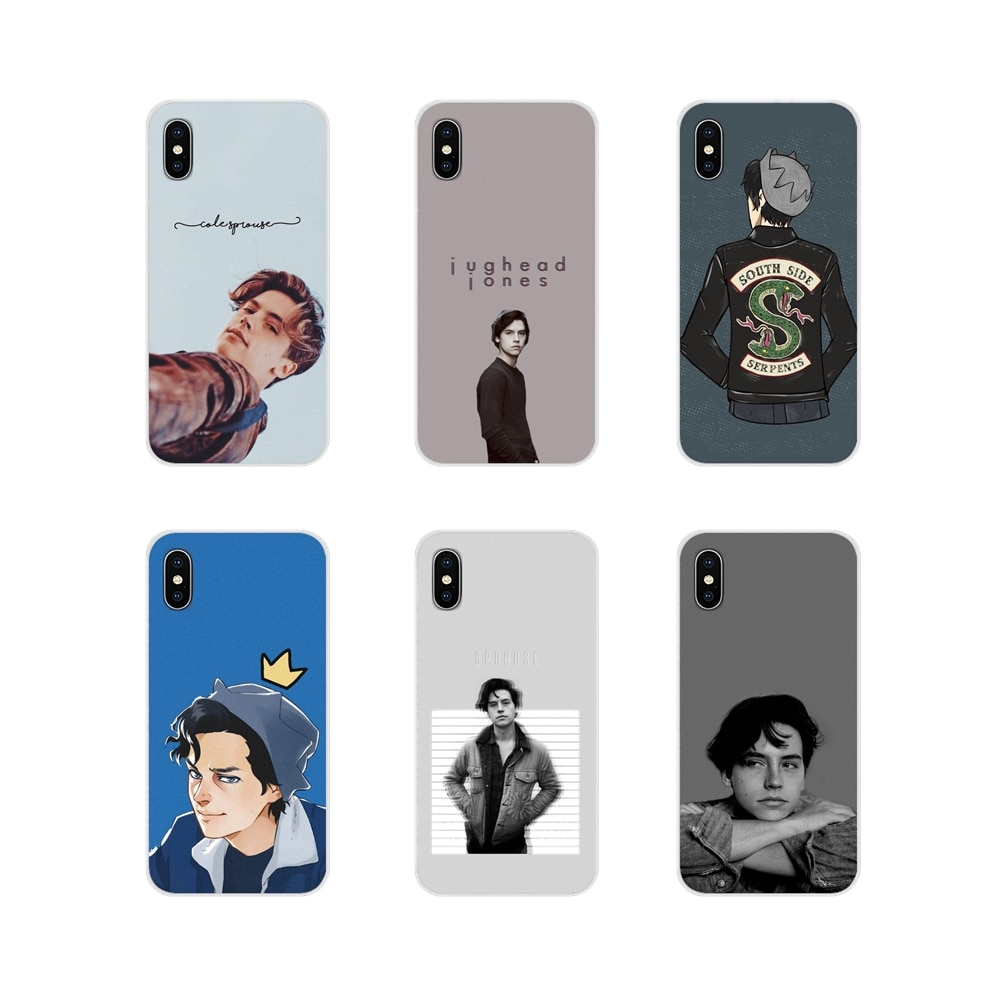 For Apple iPhone X XR XS 11Pro MAX 4S 5S 5C SE 6S 7 8 Plus ipod touch 5 6 Phone Shell Covers American TV Riverdale Jughead Jones