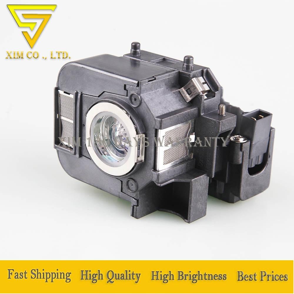 Сменная Лампа ELPLP50 / V13H010L50 для проектора с корпусом для EPSON