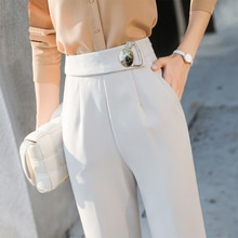 Harem Pants Female Loose Spring and Autumn Baggy Pants Ankle-length Casual Pants Female Autumn New S