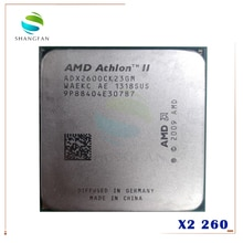 AMD Athlon II X2 260 3.2GHz Dual-Core CPU Processor ADX260OCK23GM Socket AM3 938pin