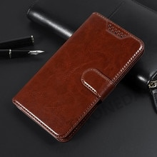 Luxury Wallet Flip PU Leather Case For OUKITEL C17 Pro C 17 Phone Cover Bag For OUKITEL C16 Pro Coqu