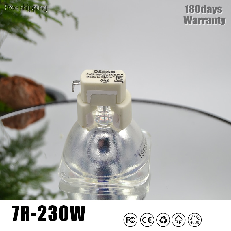 2R 5R 7R 9R 17R 20R Lamp Moving head beam light bulb MSD Stage Moving head 230w 440w 350w Sharpy beam moving head light Bulb head сумка для 9 ракеток head djokovic 9r supercombi