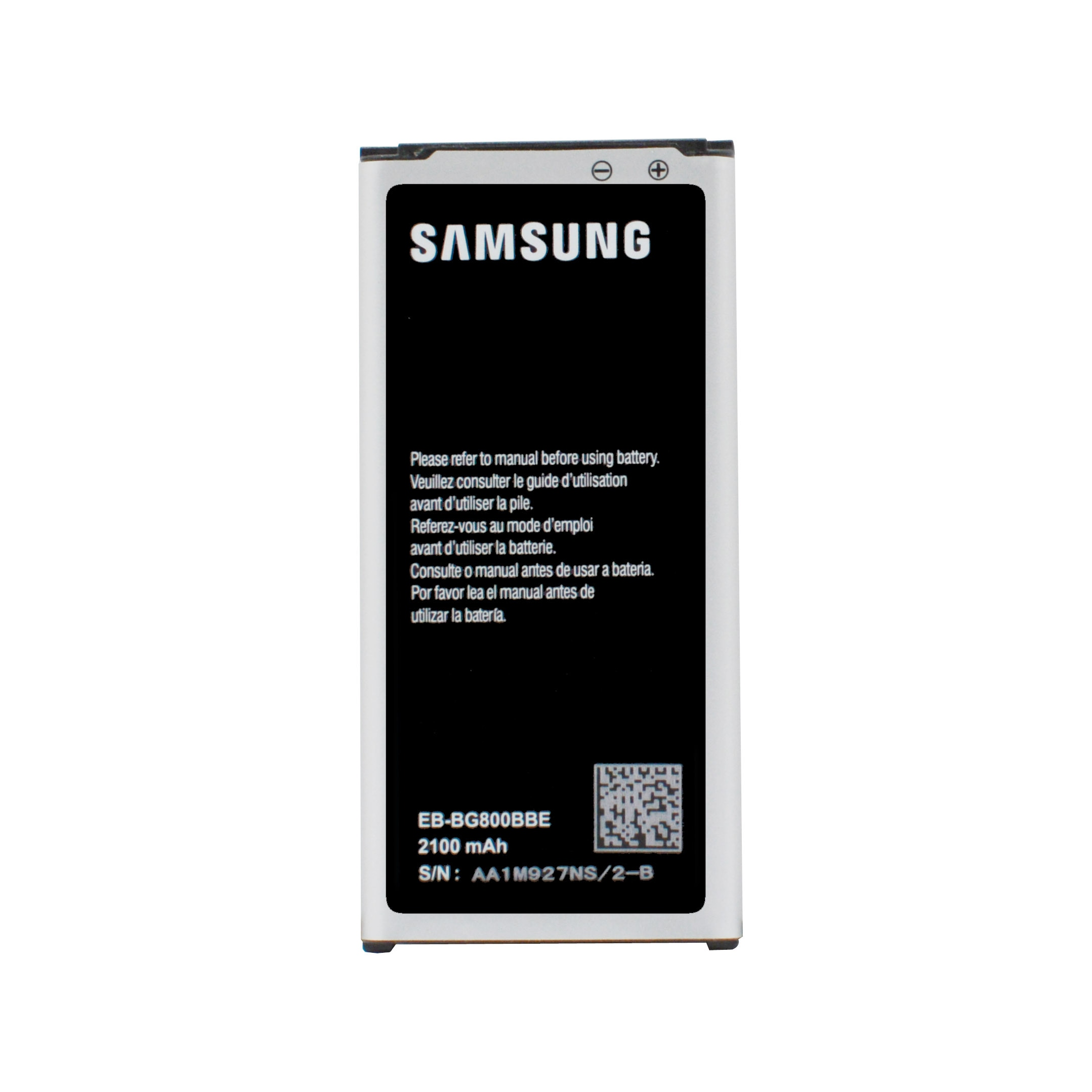 20pcs/lot Original Battery EB-BG880BBE For Samsung Galaxy Mobile Phone High Quality Replacement Bateria AKKU  2100mAh In Stock enlarge