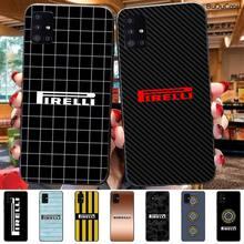 이탈리아어 타이어 브랜드 PIRELLI 삼성 갤럭시 A7 8 2018 6 8 플러스 A9 2018 A10 20 30 40 50 70