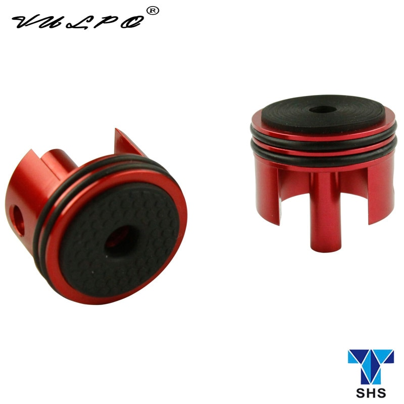 VULPO SHS CNC алюминиевая головка цилиндра для Ver.2 коробка передач M4 M16 страйкбола AEG