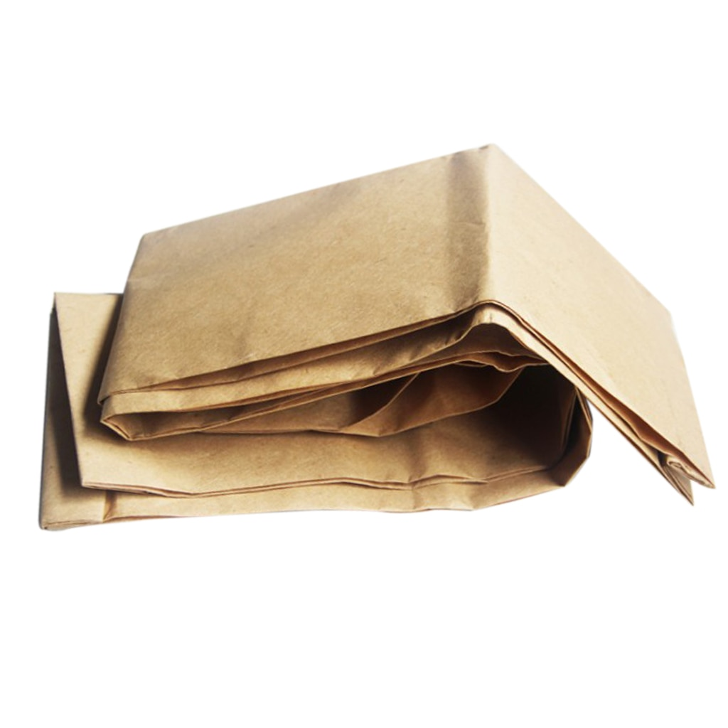 1x Paper Vacuum Replacement Bags Vacuume Cleaner Canister Dust Collector Bag 63x29 cm for  GY-308