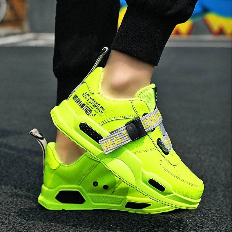 Zapatos informales De verano para Hombre, Zapatos transpirables con cordones, parte inferior De goma, Zapatos deportivos De ocio para exteriores, Zapatos De Hombre para Hombre