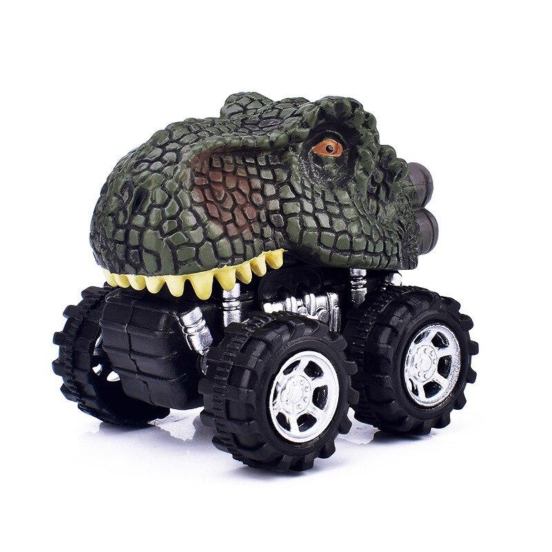 Детская игрушка-динозавр с большим колесом, на Возраст 3-14 лет