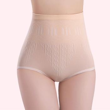 Sexy Women Panties High Waist Underwear Shorts Postpartum Panties Shaping Pants Womens Hip Abdomen Shapewear Pants