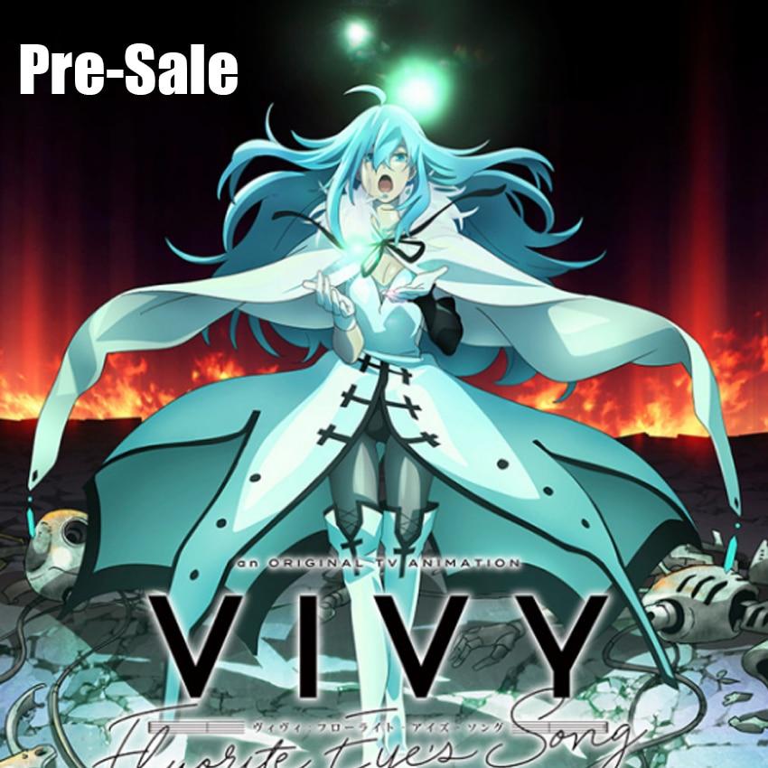 Takerlama Vivy- Fluorite Eye's Song Cosplay Wig Long Straight Blue Hair Girl Woman Headwear Costume