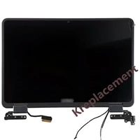 for dell latitude 3190 lcd touch screen display complete assembly nv116whm a23 nv116whm n43 00wygv 00g935