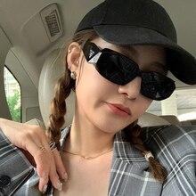 10 Colors Vintage Square Sunglasses Women Men 2021 New Luxury Brand Designer Sun Glasses Retro Femal