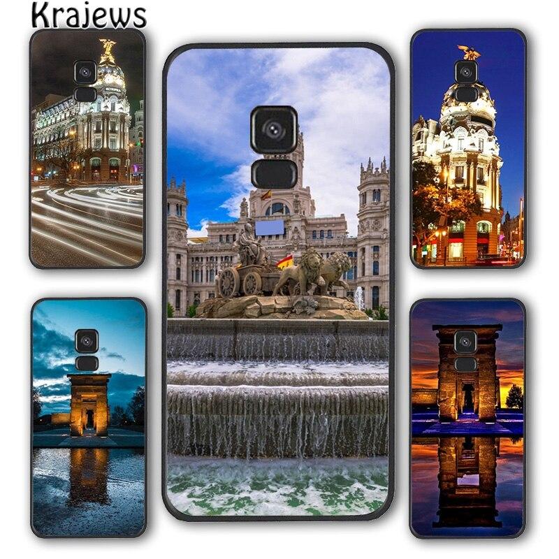 Funda protectora de teléfono para Samsung Galaxy S5, S6, S7, edge, S8,...