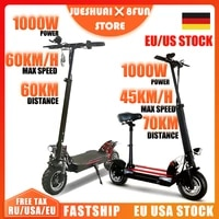 electric scooter 800w 1000w motor foldable e scooter remote contrfor adults with seat 26 ah battery ce cetification eu us no tax