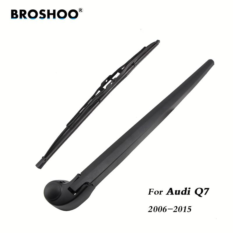 Задние щетки стеклоочистителя BROSHOO для AUDI Q7 Hatchback (2006-2015), 360 мм, автомобильный Стайлинг