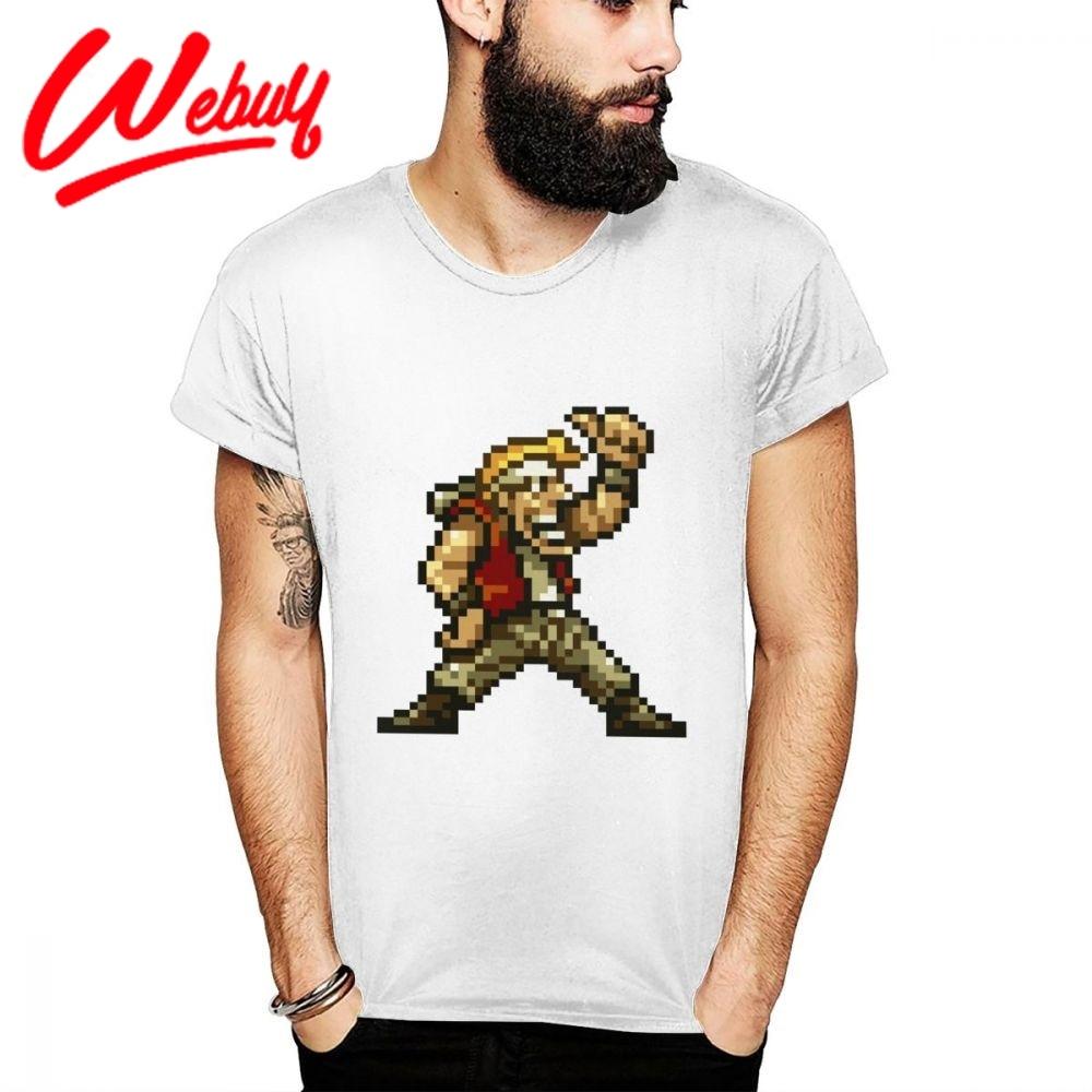 Gran oferta, juego de babosa de Metal, Camiseta de algodón suave con...