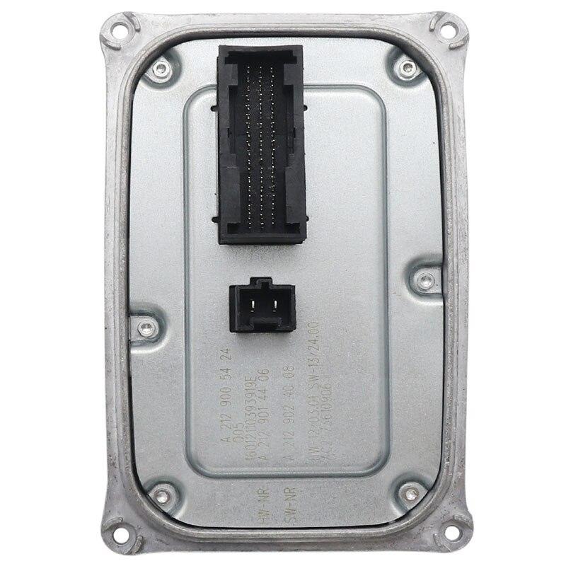 Unidad de Control principal LED para coche módulo DRL A2129005424 para Benz CLS Clase E 14-16 W212 S212