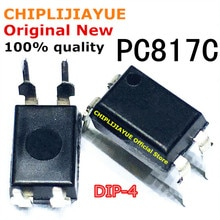 50-100 Uds PC817 PC817C DIP4 PC817B EL817 DIP-4 DIP nuevo y original IC Chipset