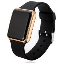 Sports Casual Men's Watches Luxury Digital Silicone Strap  Men Wristwatch Clock Relogio Masculino re