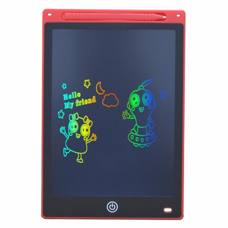 Tableta de escritura LCD inteligente para niños, tabla gráfica de dibujo electrónico...