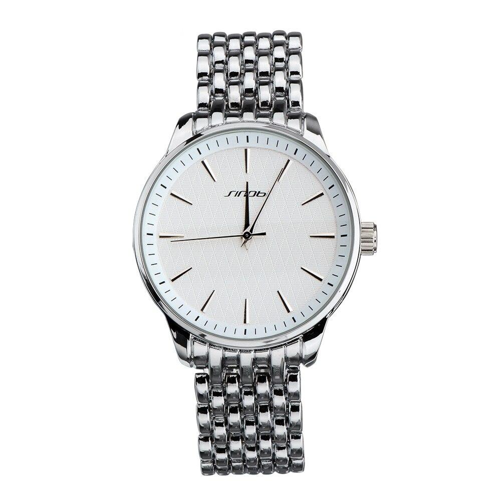 العلامة التجارية الجديدة موضة عادية الرجال ساعة الفولاذ المقاوم للصدأ حزام بسيط مقاوم للماء ساعة كوارتز رجالية Relogio Masculino Erkek كول ساتي