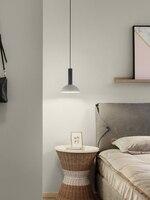 nordic hanglamp industrial lamp glass restaurant  living room luminaria pendente