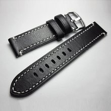18mm 19mm 20mm 21mm 22mm Uhrenarmbänder High-end-retro Kalb Leder Uhr band Uhr strap Männer Dicke Echte Leder Armband Gürtel