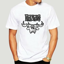 Vintage ~ 1988 Danzig Debuut Studio Def Jam Logo Man T-shirt Usa Maat S-3XL-3088A