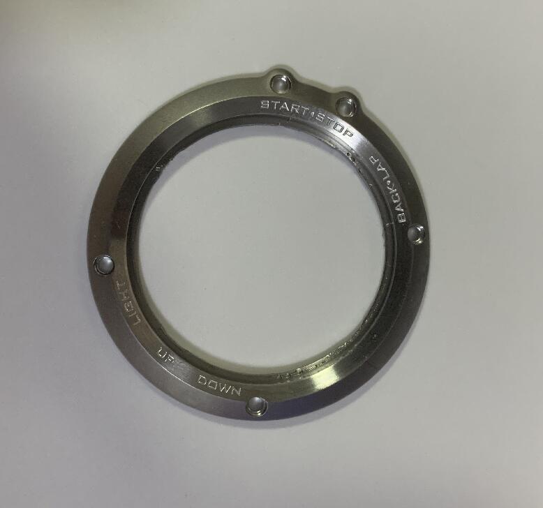 For GARMIN Fenix 3 Fenix 3 HR GPS Watch Sapphire Multi-sport Training watch metal frames repair replacement
