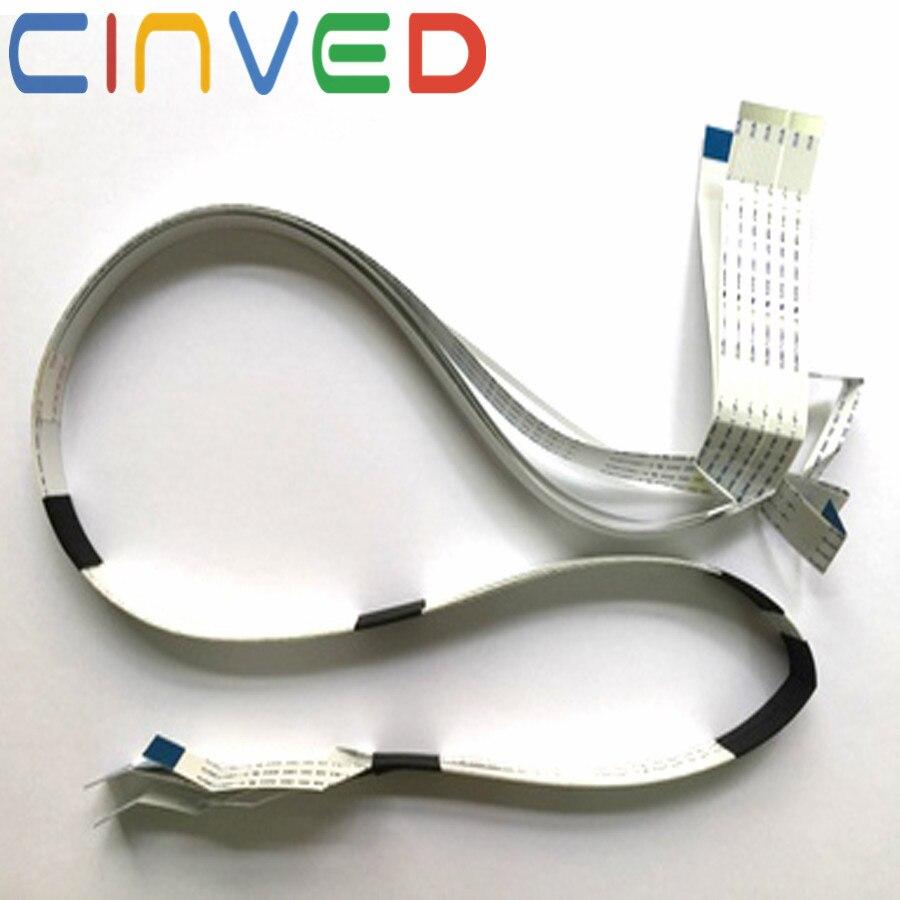 20X nuevo cable para cabezal de impresión para Epson R290 R295 R330 R280 R285 L800 L801 L805 L810 L850 T50 P50 T59 A50 RX585 RX610