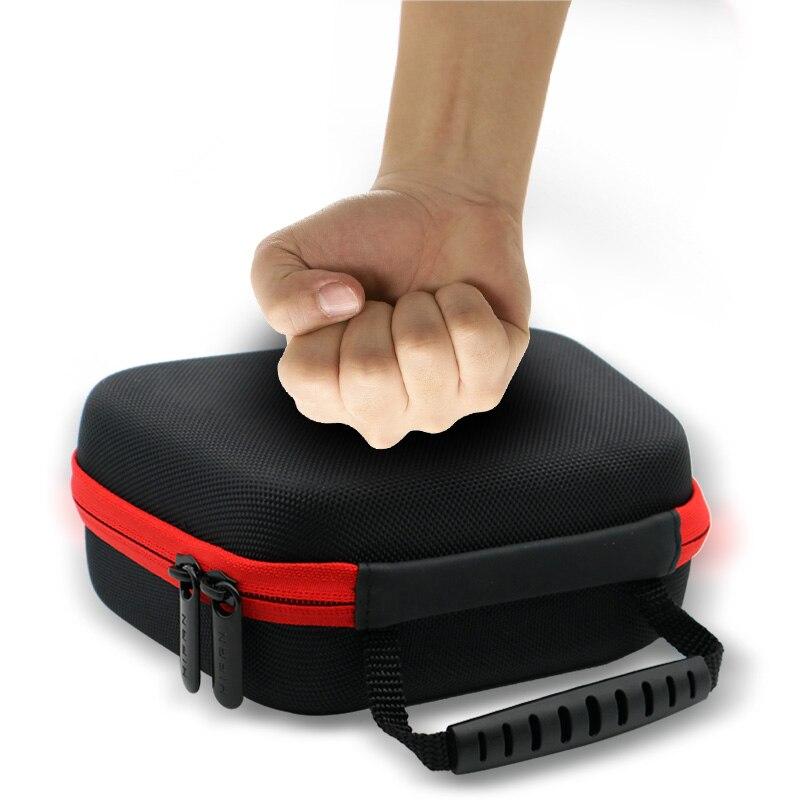 Жесткий чехол для хранения, чехол для корпуса контроллера, ударопрочный дорожный защитный чехол с ручкой, чехол для PS5 PS4 Xbox геймпада чехол